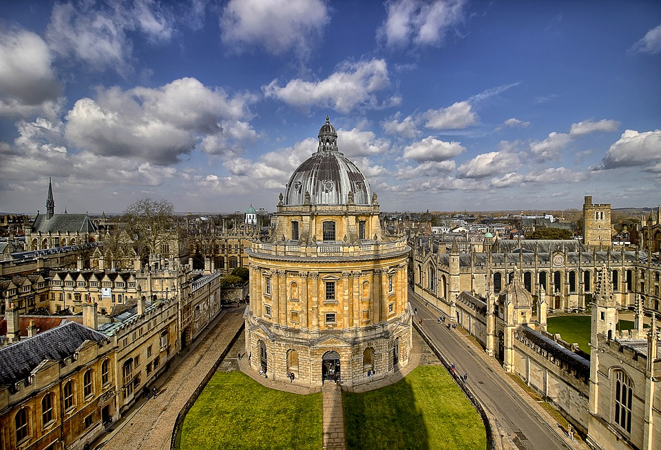 University Of Oxford Course fees